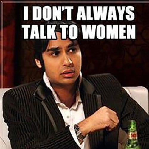 Talk To Women