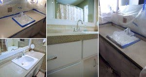 Transforms Bathroom Vanity Spray Paint
