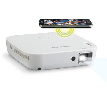 Wireless Mobile Projector home
