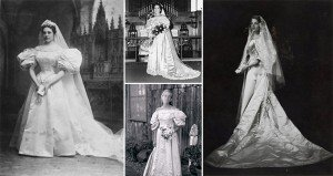 Women Same Dress Wedding Day