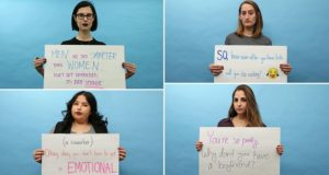 Women Share Shocking Sexist Comments