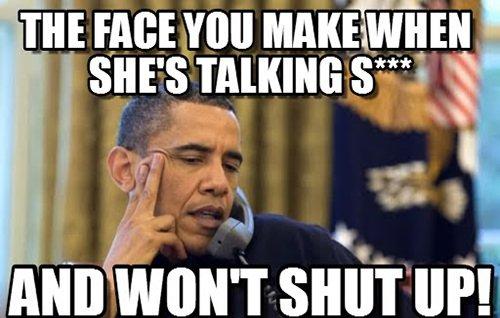 Wont Shut Up