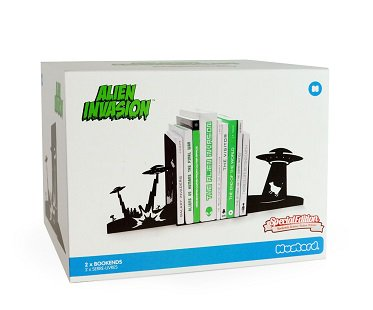 alien invasion bookends box