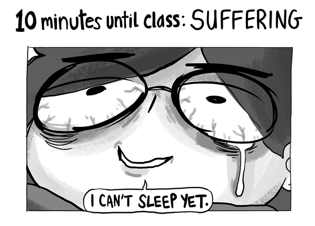 all-nighter-stages-suffering