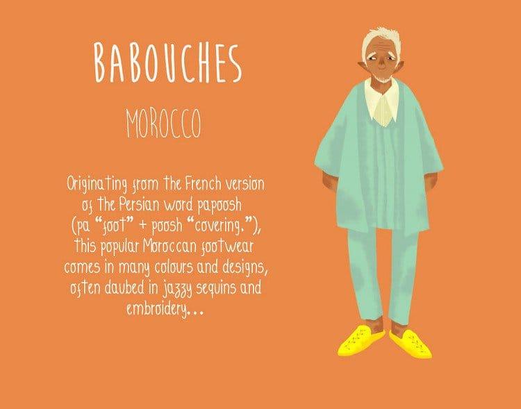baboushes morocco