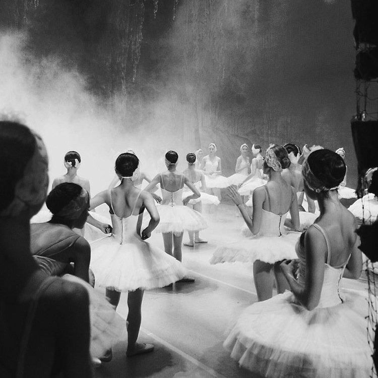 ballet-white