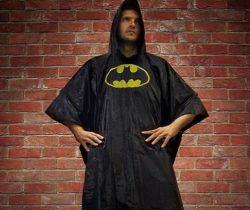 batman poncho