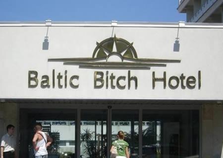 bitch hotel