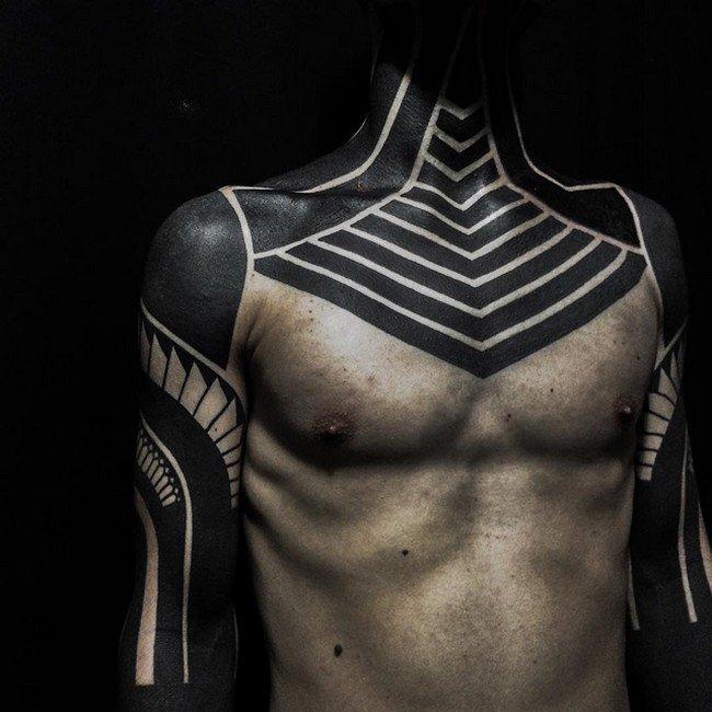 blackout chest