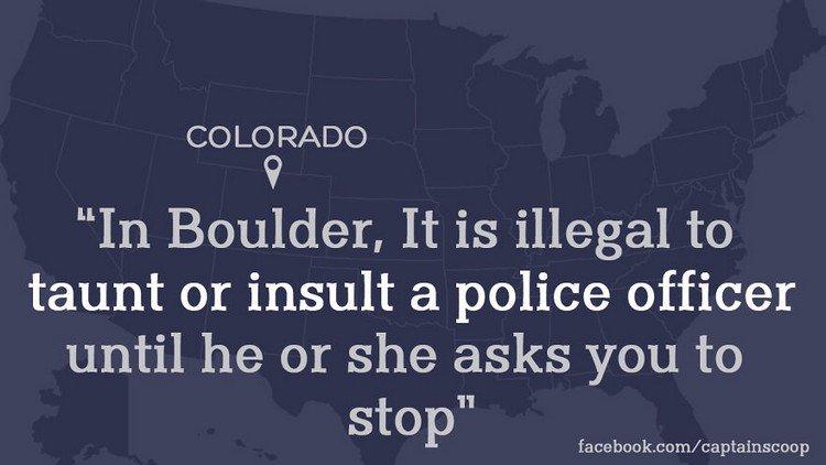 boulder police law