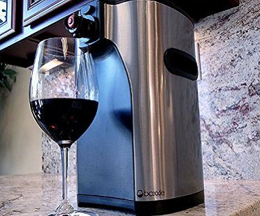 box wine dispenser