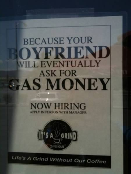 boyfriend ad