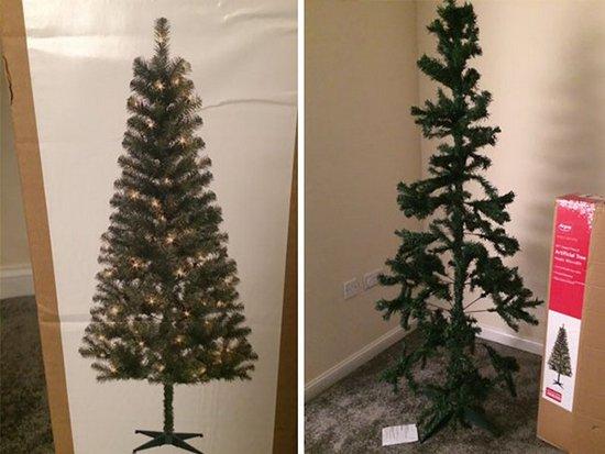 christmas-tree fail