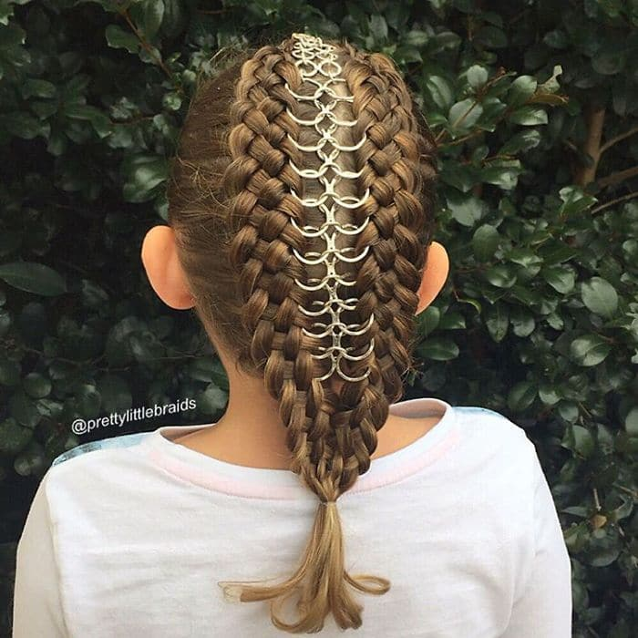 circles braid