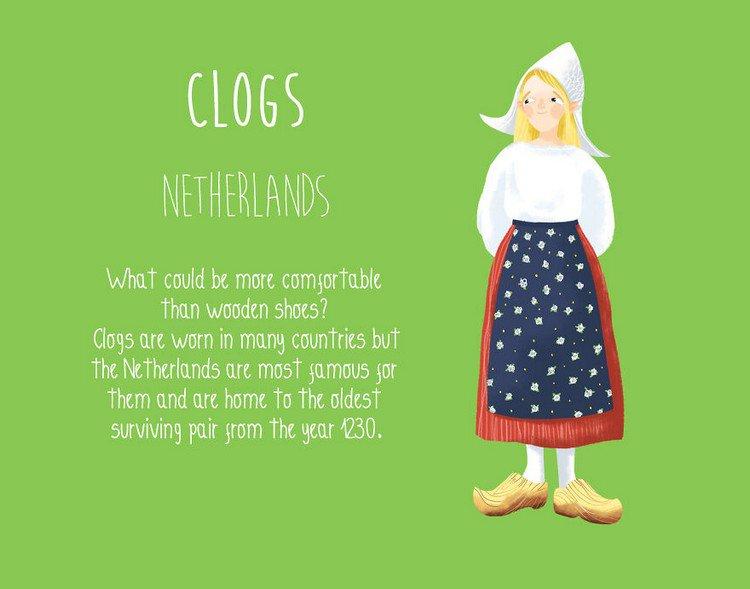 clogs netherlands