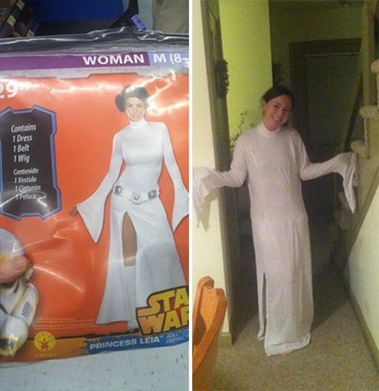 costume fail star wars