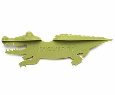crocodile bookmark reading