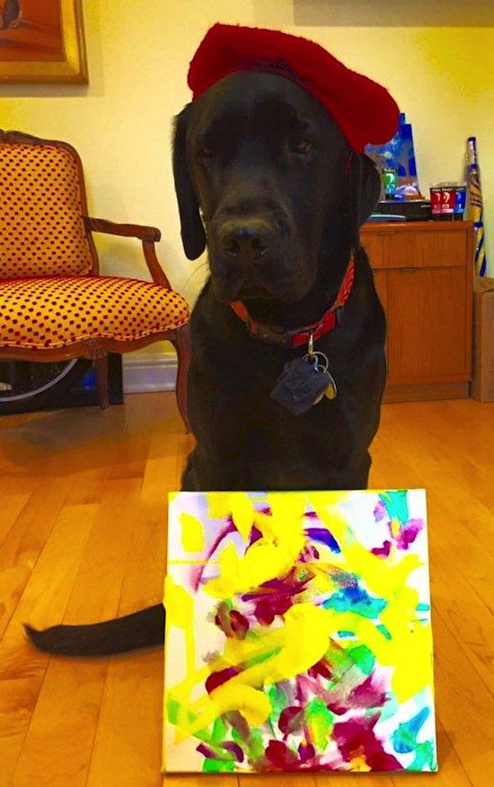 dog-paint-ing