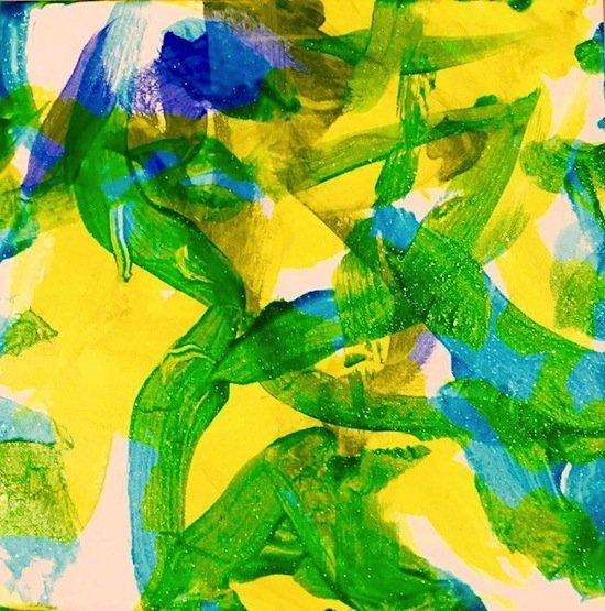 dog-paint