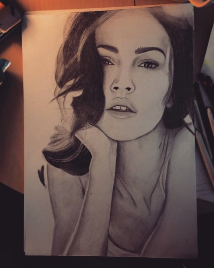 drawing-megan