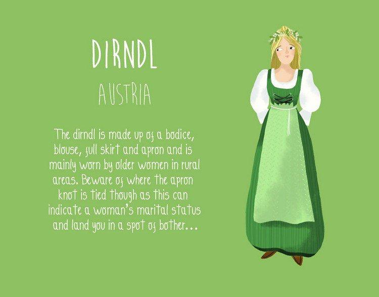 drindl austria