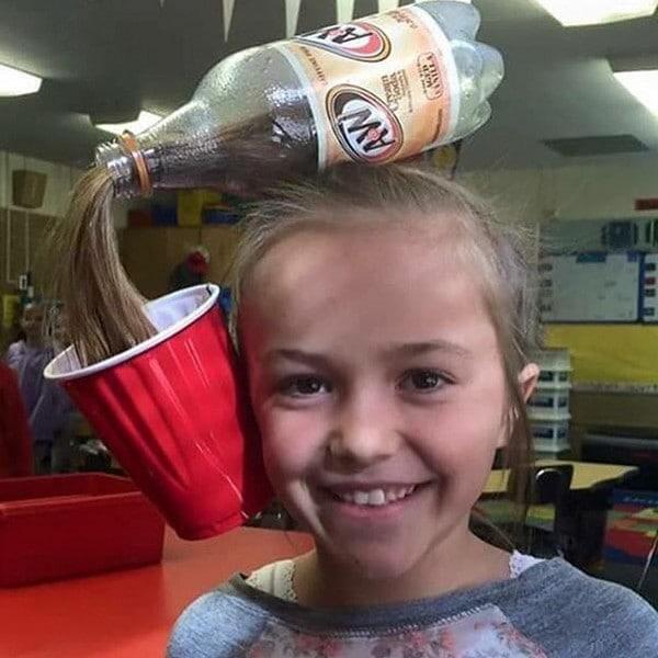 drink hair