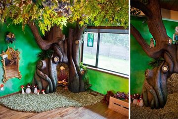 fairytale treehouse