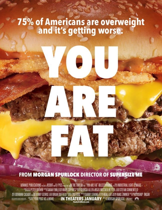 fat poster