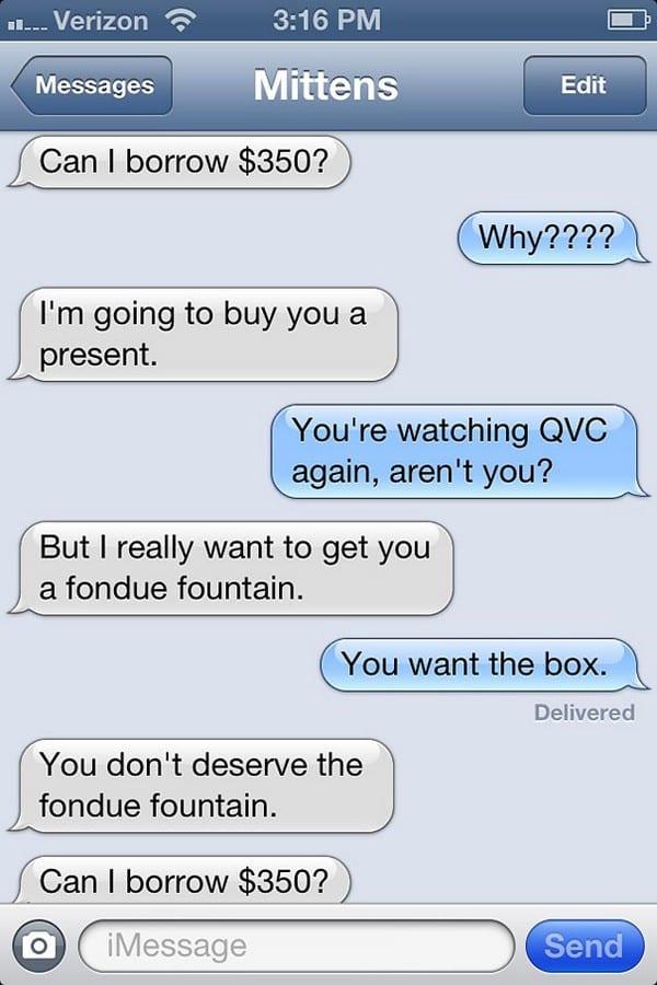 fondue text