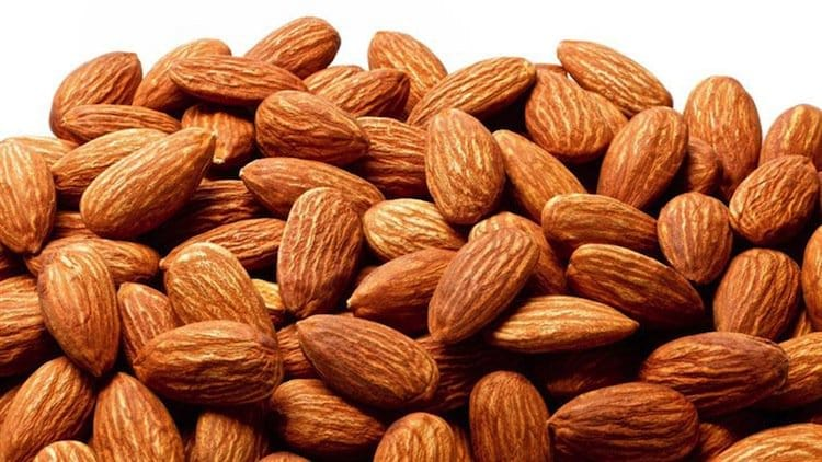 food-almonds