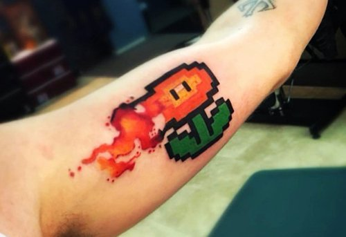 geeky-tattoos-8-bit