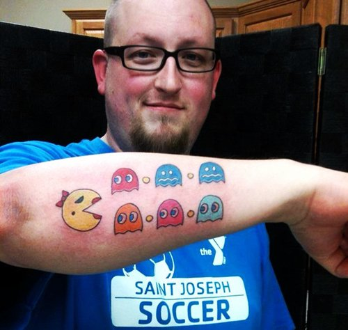 geeky-tattoos-ms-pac-man