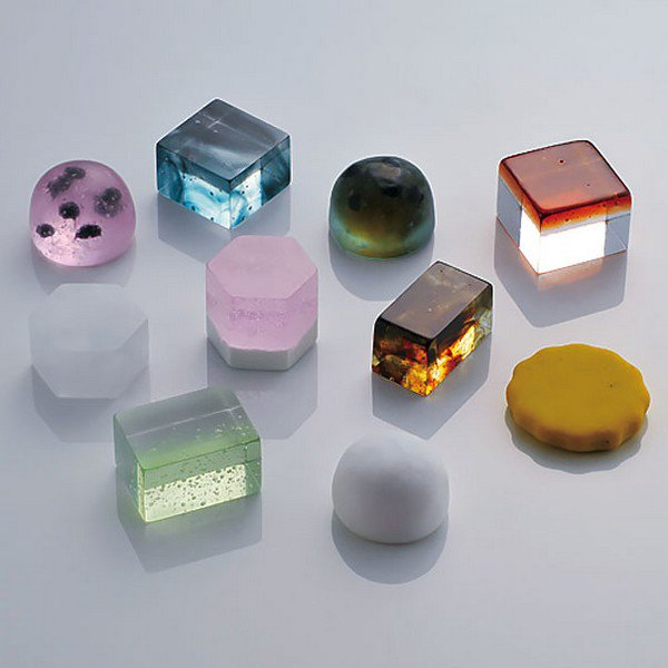 glass candies