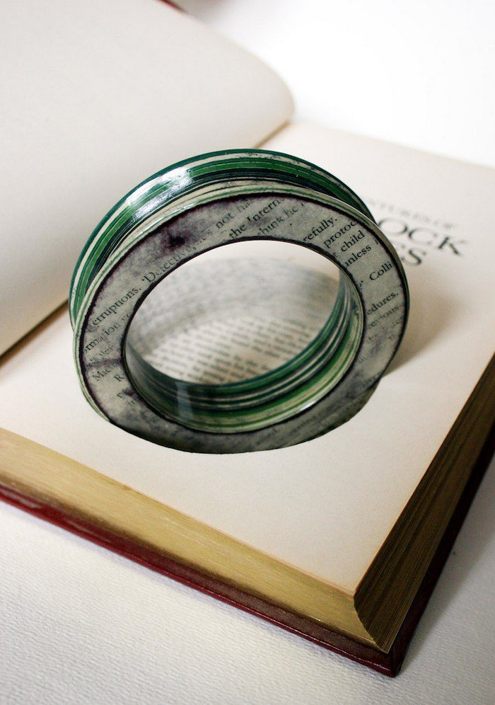 green book ring