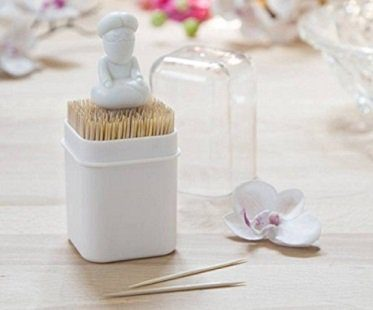 guru toothpick holder