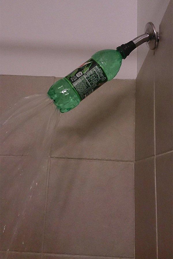hacks-shower
