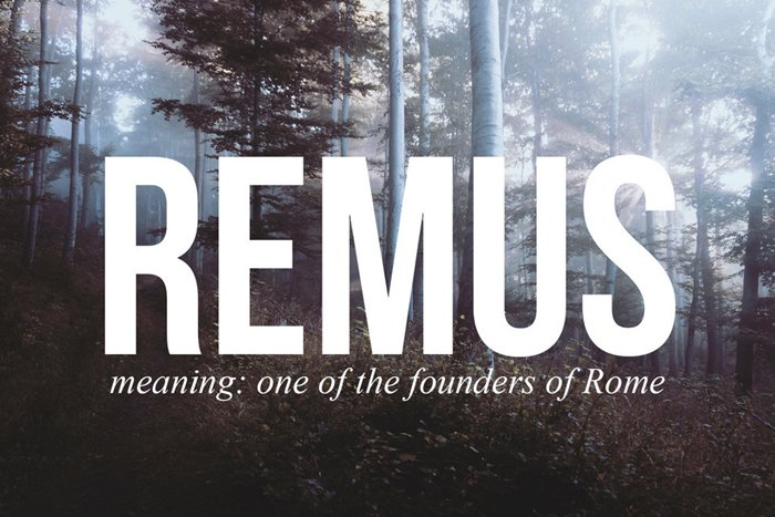 harry-potter-names-remus