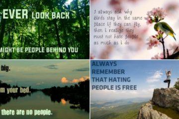 hateful motivational posters