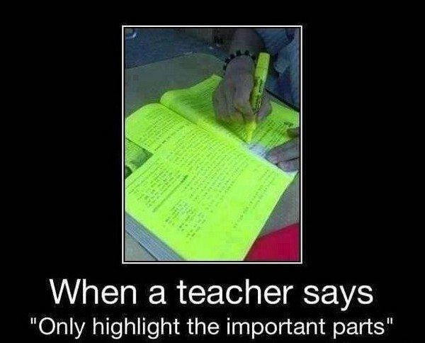 highlight test