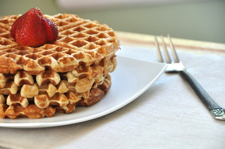 honey-waffles