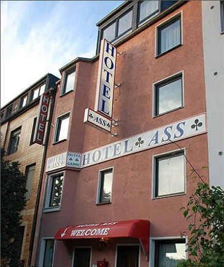 hotel ass