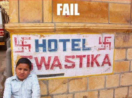 hotel swastika
