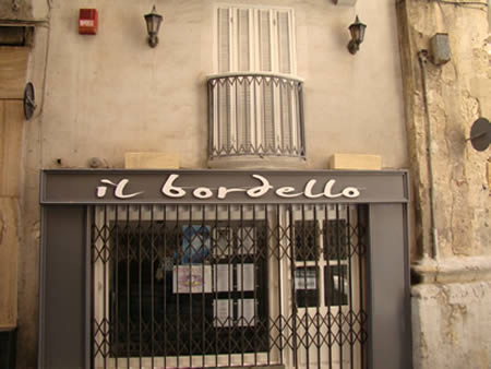 il bordello hotel
