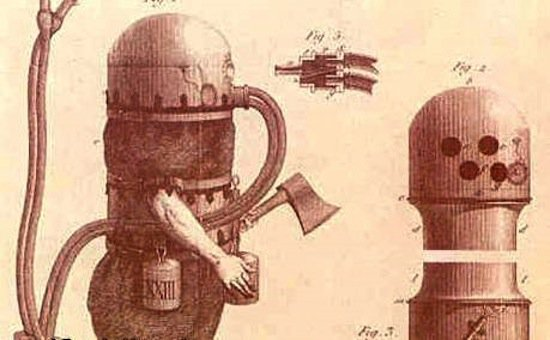 inventions-diving
