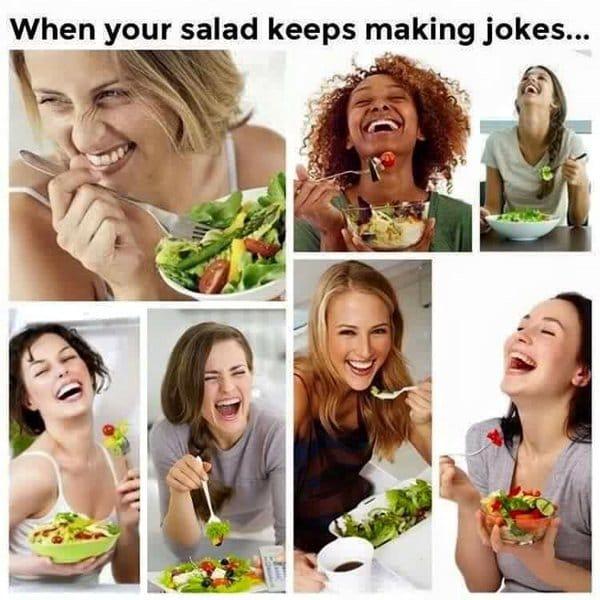 jokes salad