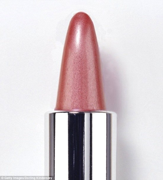 lipstick-pointed