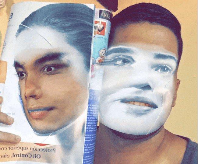 mag face swap