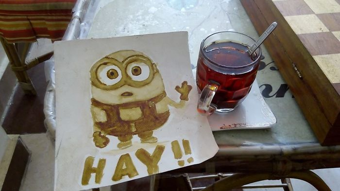 minion coffee
