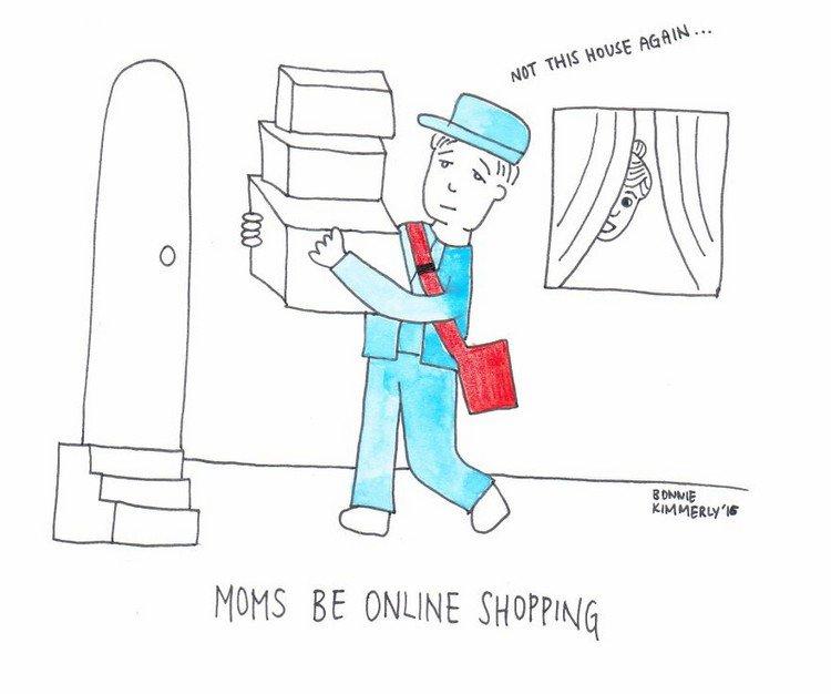 moms online shop