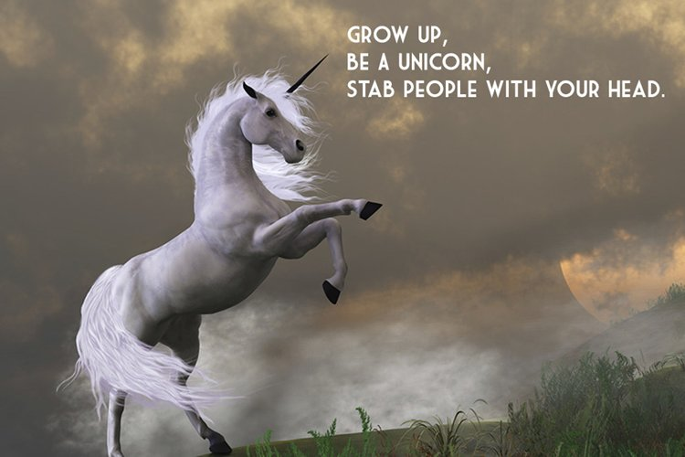 motivational-posters-hate-people-unicorn